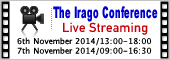 Live Streaming of The Irago Conference 2014
